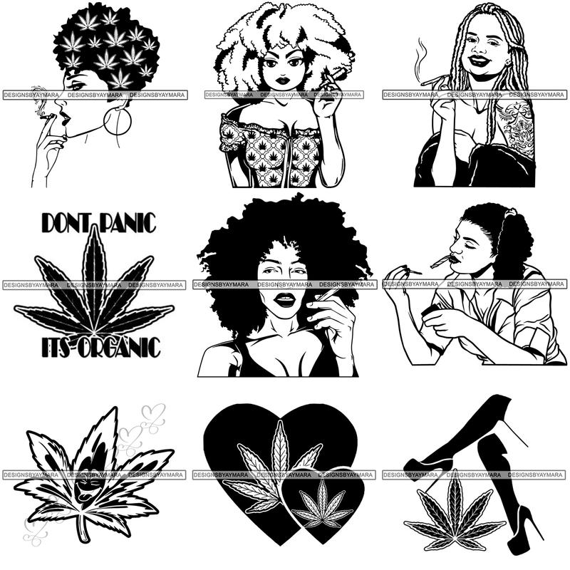 Free Designs 420 Cannabis Leaf Dope Pot Blunt Medical Marijuana